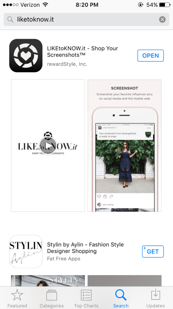 Have you ever wondered how to use LikeToKnow.it, or how to shop on Instagram? I'm covering all of the basics step-by-step in today's post.