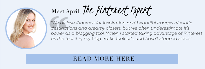 A four part series on learning how to grow your social media and gaining traffic to your blog. Click here to read about the most important strategies for each channel