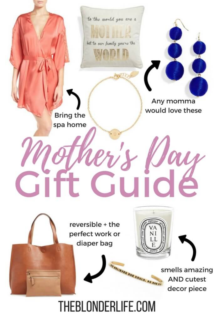 Looking for that special present for your momma for Mother's Day? I rounded up all my favorite picks that all come with free fast shipping so you can get it in time!
