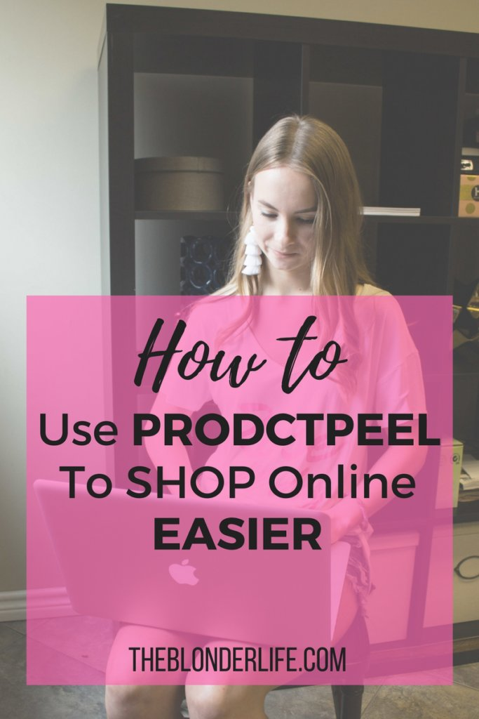 Using Product Peel has changed my online shopping experience. Use Product Peel to read honest reviews about clothing, makeup, shoes, etc before making a purchase! Make online shopping a breeze with Product Peel | The Blonder Life