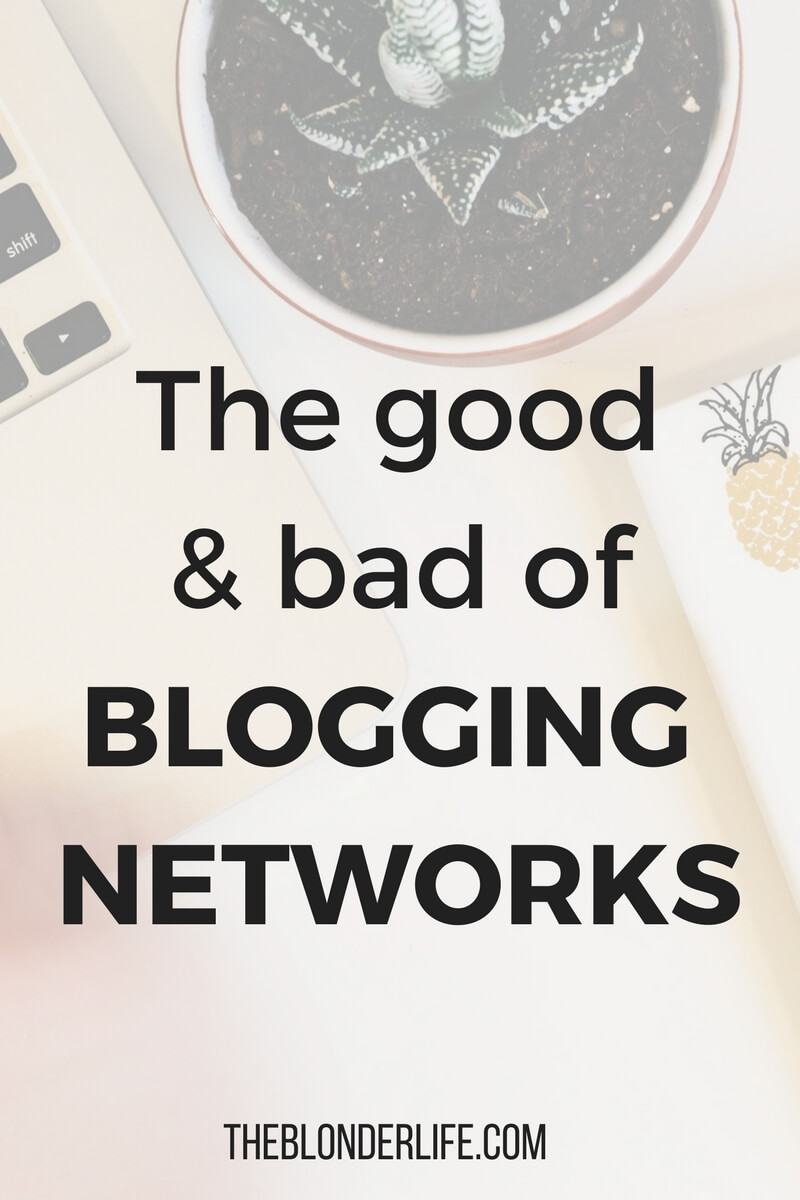 Blogging Networks 101 | Are They Worth Your Time?